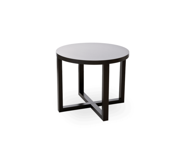 Cruciform side table